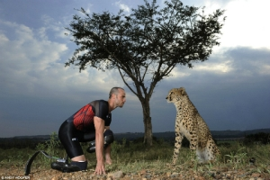 Pistorius and Cheetah small