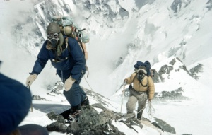 Sir Edmund Hilary was critical of climbers being left to die on Everest