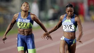 Use of performance enhancing drugs is nothing new in women's sport