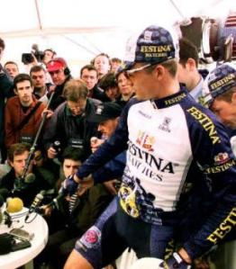 In 1998 the Festina scandal started a long process of cycling airing it's doping laundry in public. Other top sports need to do the same thing.